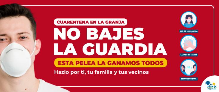 Cuarentena en La Granja